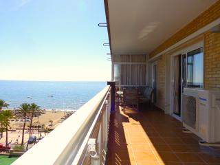 Luxurious sea-front apartment (WiFi access - perfect for WFH away from home)