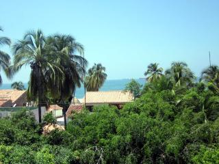 VIlla II amazing view of Ocean and Mountains., Santa Marta