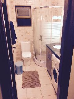 Bathroom shower box ,washing machine too