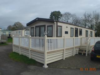 Luxury Six Berth Static Mobile Homw