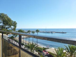 Marbella Town  frontline luxury, two huge terraces