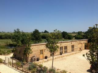 Stunning barn conversion in riverside setting, Malmesbury