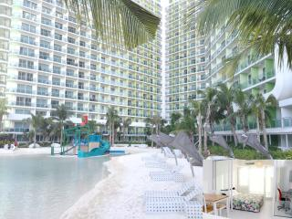 Manila Luxe Brand New Resort Condo with Wave pool