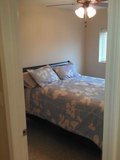 Bedroom Four - Queen Size bed