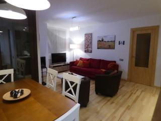 PLETA DEL MON, magnifico apartamento nuevo, Benasque