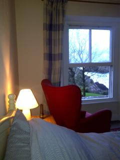 Room with a seaview