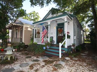 Historic Cottage(pet friendly), Pensacola
