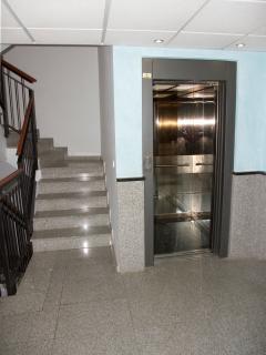 escalera- ascensor