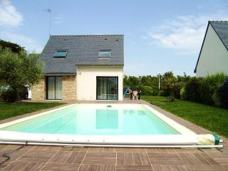 Maison avec piscine privée chauffée - SERVANE, Sarzeau