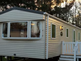 Lovely Gold 3 Bedroom (sleeps 8) Caravan GCH & DG, Dawlish