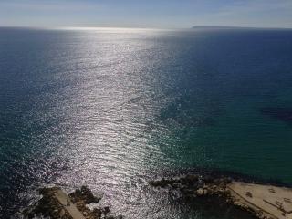 Gran piso sobre el mar con acceso directo a playa, Alicante
