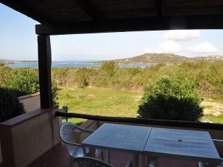 Appartamento con terrazza vista mare, Palau