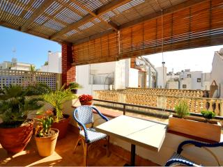 Renovated old town-house, Sitges
