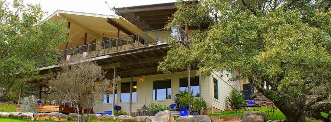 A Treehouse B&B, Wimberley