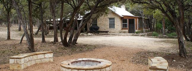 Little House on the Blanco @ Shade Ranch, Wimberley