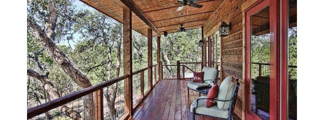 Luxury Cabins @ Stony Ridge – Ruby Cabin, Wimberley