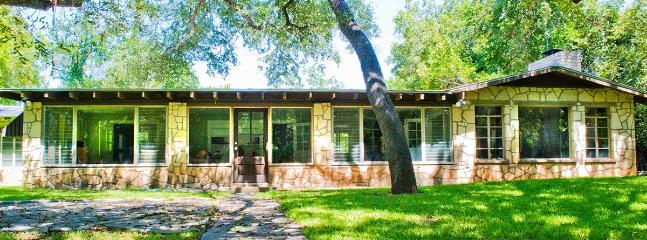 Rock House on Cypress Creek, Wimberley