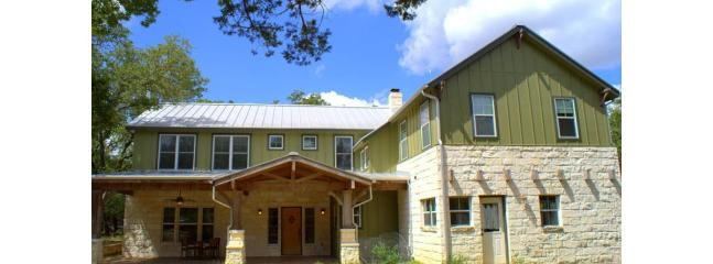 Woodland Retreat, Wimberley