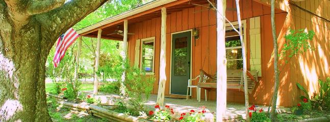 Ramsey's Cozy Cottage, Wimberley