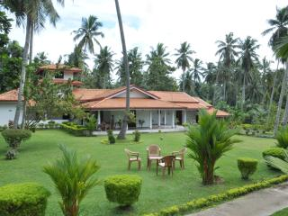 A House, Plantation and Mini Lake near Negombo.