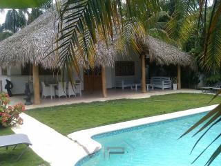 Magnifique villa de type caraibéenne, Las Terrenas