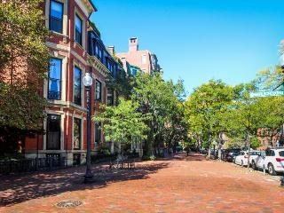 Spacious brownstone condo, just blocks from Copley Square!, Boston