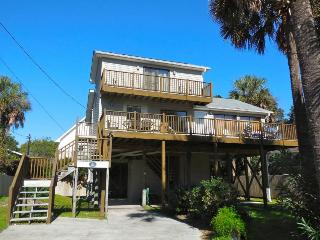 Compass Rose II - Folly Beach, SC - 3 Beds BATHS: 2 Full