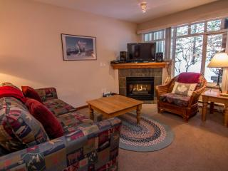 Lagoons 91 a 2 bedroom with private hot tub, Whistler