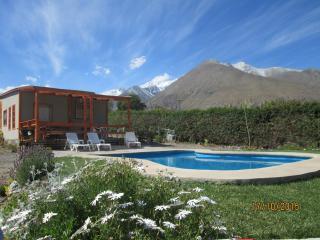 Cabaña de las Estrellas, San Isidro, Valle Elqui, Vicuna