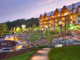 2 Bedroom Lodge  Big Cedar Wilderness Club, Ridgedale
