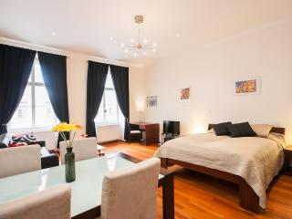 HISTORIC CENTER - Exclusive, quiet apt. 1 min walk to PRAGUE CASTLE
