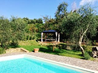 Tuscan villa with large pool, Castel del Piano