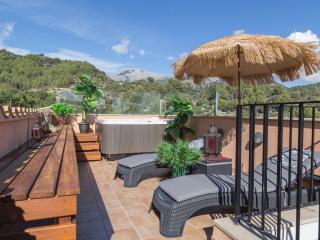 Preciosa casa moderna con JACUZZI EXTERIOR, Mancor de la Vall