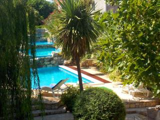 Lovely Villa Calliope with a set of pools for 15, Sutivan