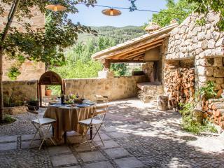 Casa rural con encanto en Olba junto al rio