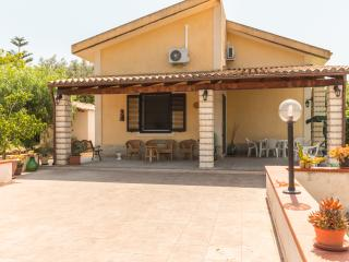 VENDICARI-HOUSE near  Nature Reserve & with wi.fi