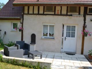 La Licorne, dans une dépendance, logt 2 personnes, Lamarche-sur-Saone