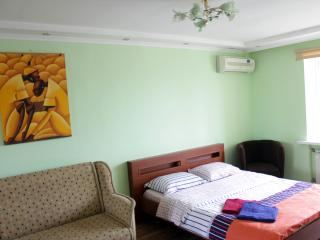 One-room studio apartment for rent, center, Olympi, Kiev