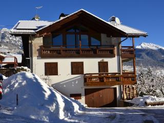 Dolomites skiing paradise, Carano