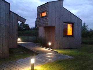 Ecolodge Cassiopee a Mont-Bernenchon