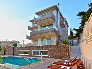 Villa Nelmar, Luxury & Seaside near Athens, Anavyssos