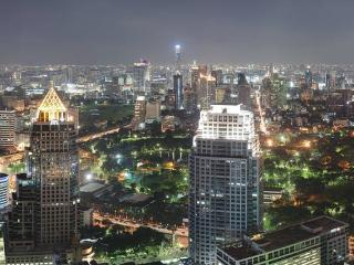 NEW! DOWNTOWN HIGH RISE BUILDING BY MRT/MALL!, Bangkok