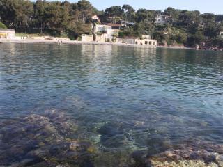 Location vacances les pieds dans l'eau