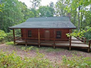 Hillside Cabin, Logan