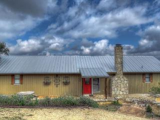 Frio River! - Canyon  Oaks  Subdivision - HILLTOP  home in Concan! Great view