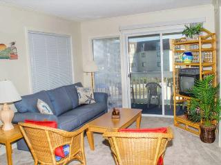Oceanside Condo with Basketball,Tennis,Miniature Golf and much more!