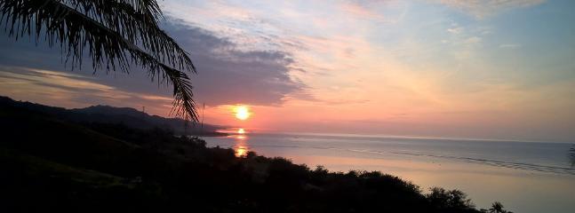 Sunrise at Sovi Bay