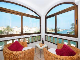 Tres bel appartement face a la mer, Empuriabrava