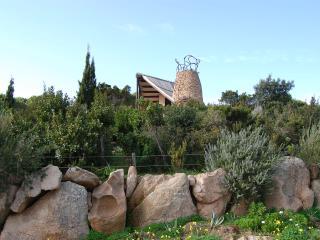 Villa Nuraghe con splendida vista mare, Conca Verde