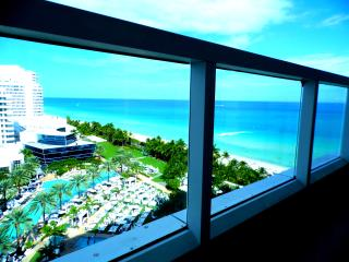 Unit at Fontainebleau Miami Beach Sorrento Ocean View Junior Suite for Rent